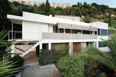 Clásicos de Arquitectura: E-1027,Vista exterior. Image © Manuel Bougot
