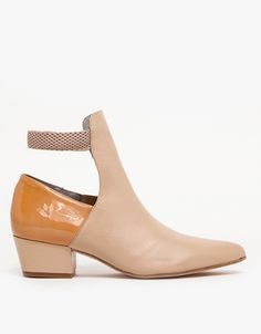 Sale US$212.99 UP $390.00 Charlot Ankle Boot