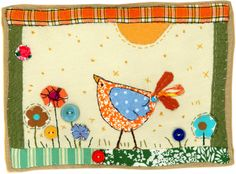Sun bird by Sharon Blackman
