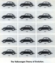 The Volkswagen Theory of Evolution