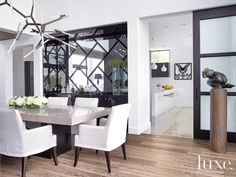 A Contemporary Quogue Bungalow with Vivid Interiors | LuxeSource | Luxe Magazine - The Luxury Home Redefined