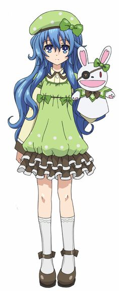 date a live characters - Google Search