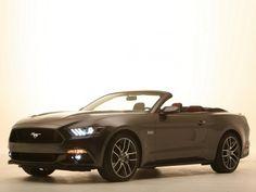 Ford Mustang Cabrio 2015: La variante a techo abierto - http://www.motoradictos.com/marcas/ford/ford-mustang-cabrio-2015-la-variante-techo-abierto Ford Mustang