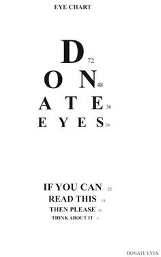 This March celebrates the 30th Anniversary of National Eye Donor Month. President Reagan in 1983 proclaimed March as National Eye Donor month to bring awareness of the need to donate eyes
