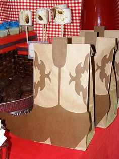 """Photo 1 of 31: Western/Cowboy / Birthday """"All-American Round-Up""""   Catch My Party"""