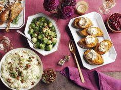 These easy side dishes will give you a head start and help ease pre-meal craziness.