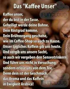 Das Kaffee unser