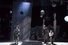 Dom Juan, Molière. MeS JF Sivadier. Théâtre de Vidy, Lausanne, déc. 2016. © B.Enguerand