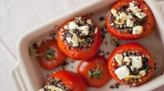 ... stuffed inside food that you ll want to dive into stuffed tomatoes
