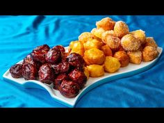 Bread And Pastries, Beignets, Churros, Donuts, Cauliflower, Vegetables, Ethnic Recipes, Food, Desert Recipes
