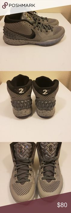 1f551951b67b nike kyrie 1 all star  Grey-black nike kyrie 1 all star  Grey-black  Size  Shoes in good condition without box Nike Shoes Athletic Shoes