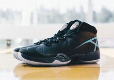 """new arrival 41454 46124 Detailed Look at the Air Jordan XXX """"Charlotte Hornets"""" PEs"""