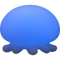 Jellyfish bath light