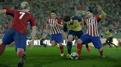 PES 2017 is Coming on Mobile this month PES 2017 is Coming on Mobile this month; Konami, who could not find what he expected with PES 2017 on PC platform, t Fifa 17, Playstation, Pro Evolution Soccer 2017, Free Pro, Gamers, Tech News, Football, Sports, Android