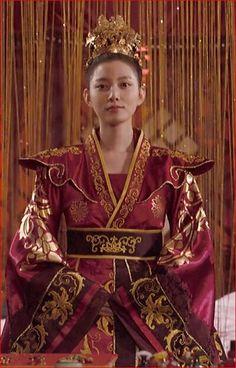 Korean Traditional Dress, Traditional Fashion, Traditional Dresses, Princess Yue, Best Dramas, Korean Dramas, Empress Ki, Black Pink Kpop, Ji Chang Wook