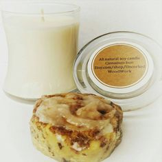 Check out this item in my Etsy shop https://www.etsy.com/listing/385554548/cinnamon-bun-soy-candle-bakery-fragrence