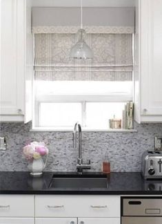 Trendy Kitchen Window Over Sink Curtains Pendant Lights Ideas Over Sink Lighting, Small Kitchen Lighting, Kitchen Lighting Fixtures, Kitchen Pendant Lighting, Kitchen Pendants, Pendant Lights, Light Fixtures, Window Over Sink, Kitchen Sink Window