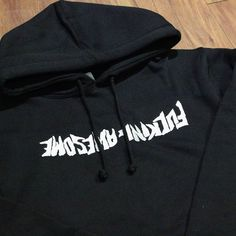 FA logo hoodie  Size S HKD 1020 @8five2shop  @fuckingawesome