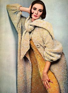 Wilhelmina, 1963, by Richard Avedon