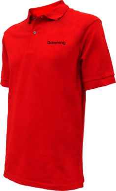 #DowningMiddleSchool #PTA #PoloShirt from their online apparel #fundraiser spirit wear store.