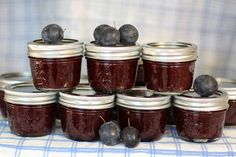 A whole canning blog!