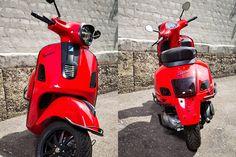 Roller & MotorradBox Umbau - GTS 300 Diavolo