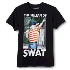 Love, Love, Love This! Men's Sandlot Ham Sultan of Swat Graphic Tee Cool Shirts, Tee Shirts, Awesome Shirts, Tough Woman, Killing Me Smalls, The Sandlot, Cool Style, My Style, Gym Gear