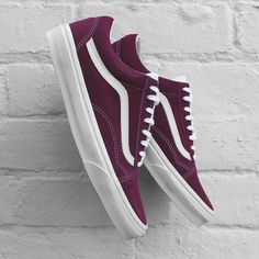 Vans Old Skool Vintage - Grape Wine