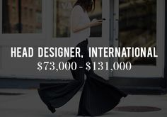 Exposed:+The+REAL+Salaries+of+Every+Major+Fashion+Job+via+@WhoWhatWear