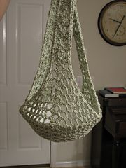Ravelry: Hanging Plant Sling pattern by Priscilla Hewitt