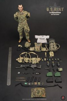 images Helmet Light, Military Costumes, Military Action Figures, Special Ops, Us Marines, Army Soldier, Us Army, Airsoft, Warrior 1