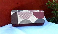 Ma / Retro peňaženka na 12 kariet,koženka+bavlna Wallet, Retro, Fashion, Pocket Wallet, Moda, Fasion, Retro Illustration, Purses, Diy Wallet
