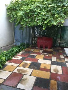 Baghdad, Sidewalk, Patio, Outdoor Decor, Home Decor, Decoration Home, Room Decor, Side Walkway, Walkway