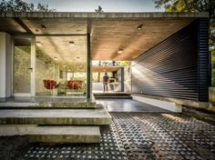 architecture south-American residence