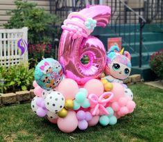 Birthday Balloon Decorations, Birthday Balloons, Surprise Party Decorations, Balloon Gift, Balloon Garland, Sculpture Ballon, Deco Ballon, Happy Balloons, Balloon Bouquet