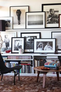 Look We Love: Overstuffed Picture Ledges