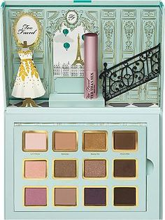 Too Faced La Petite Maison - 2015 Too Faced Christmas Collection #toofaced