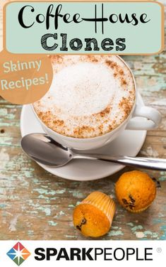 Swap the Starbucks: 17 Skinnier Recipes Worth Sipping. I love these Starbucks swaps!