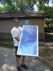 Build Solar Panels...maybe someday I'll be ambitious enough for this project