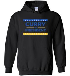 awesome Curry for President Unisex hoodie
