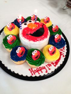 Sams Club Cake Designs Book Double Birthdays Elmo