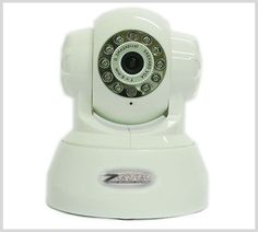 CFTV é Shop do CFTV! Distribuidora Segurança Eletronica SP e Distribuidor CFTV | CAMERA IP WIRELESS - 3.6mm - PAN TILT - ZETEC - BRANCA | CFTV Shop Distribuidora Segurança Eletrônica e Distribuidora de Equipamentos para Segurança Eletrônica SP