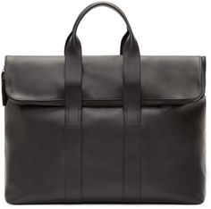 3.1 Phillip Lim Black 31 Hour Bag