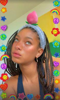 Pretty Black Girls, Beautiful Black Women, Pretty Woman, Willow Smith, Cute Fairy, Black Girl Aesthetic, Barbie Dream, Black Girls Hairstyles, The Girl Who