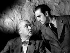 The Rathbone-Bruce Sherlock Holmes films began in 1939 at 20th Century-Fox, with The Hound of the Baskervilles. Sir Arthur Conan Doyle's immortal characters ...