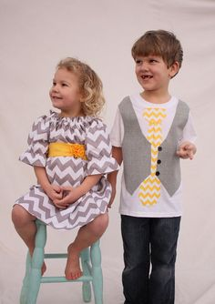 Hey, I found this really awesome Etsy listing at https://www.etsy.com/listing/122713080/brother-sister-chevron-set-chevron