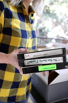 Bring your memories into the digital age! Send your photo negatives and old camcorder tapes to @Legacybox, and they'll send back the originals, plus digital versions. Get 40% off your order with the code DESIGN.