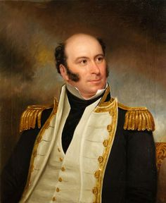 — Captain (later Rear-Admiral) John Leith-Hay- British school (x) British Uniforms, Navy Uniforms, Military Uniforms, Royal Navy Officer, Adele, Disco Fashion, Rear Admiral, Naval History, Historical Women
