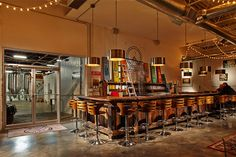 Trim Tab Brewing is the latest brewery to open in the Magic City. Image credit: robwalkerarchitects