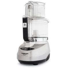 Cuisinart® 9-Cup Food Processor, available at #surlatable